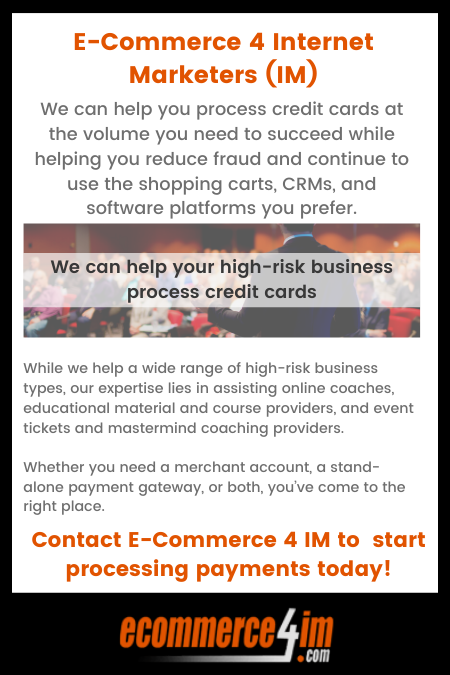 high-risk merchant services - infographic